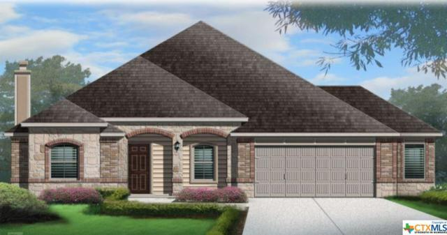 7600 Red Coral Drive, Killeen, TX 76542 (MLS #357974) :: The Suzanne Kuntz Real Estate Team