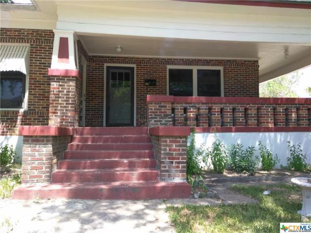 207 S 10th, Gatesville, TX 76528 (MLS #357984) :: The Suzanne Kuntz Real Estate Team