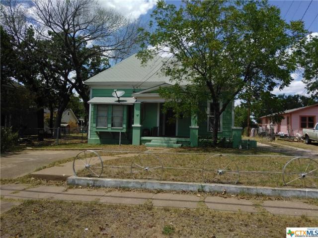 1101 E Leon, Gatesville, TX 76528 (MLS #358030) :: Erin Caraway Group