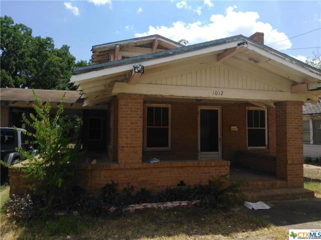 1012 E Main, Gatesville, TX 76528 (MLS #358051) :: Erin Caraway Group
