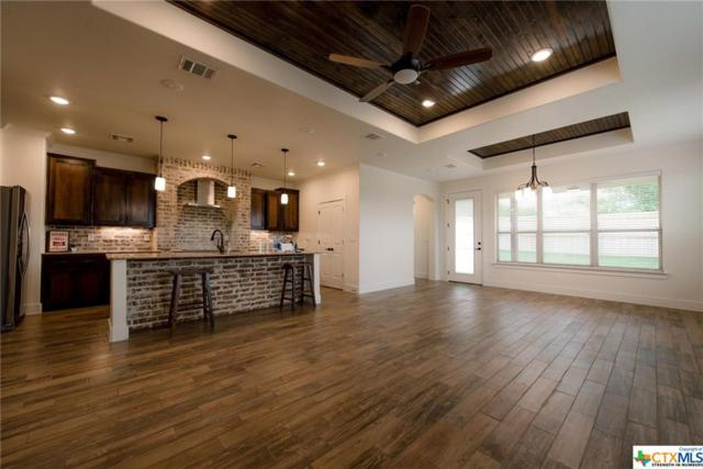 1006 Via Toscana, Nolanville, TX 76559 (MLS #358712) :: The i35 Group
