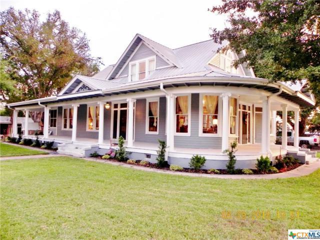 406 E 3rd, Hallettsville, TX 77964 (MLS #359197) :: RE/MAX Land & Homes