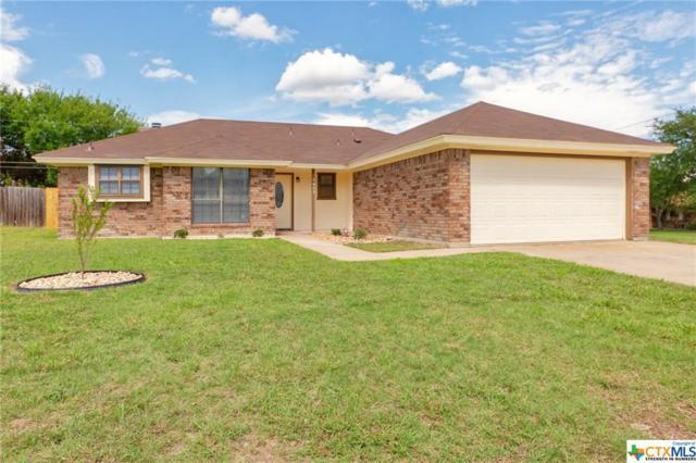 1607 Sagebrush Drive, Killeen, TX 76549 (MLS #359438) :: Erin Caraway Group