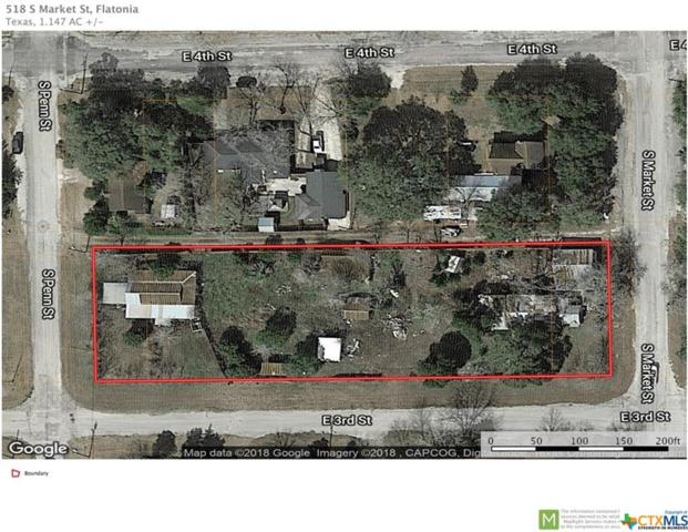 518 S Market Street, Flatonia, TX 78941 (MLS #359517) :: The i35 Group