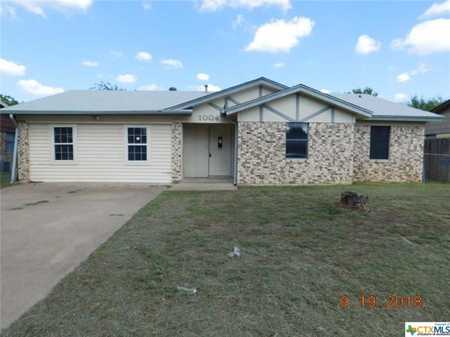1004 Jackie Jo Lane, Copperas Cove, TX 76522 (MLS #359547) :: The i35 Group