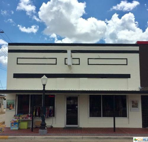 110 S 3rd, Ganado, TX 77962 (MLS #359549) :: The i35 Group