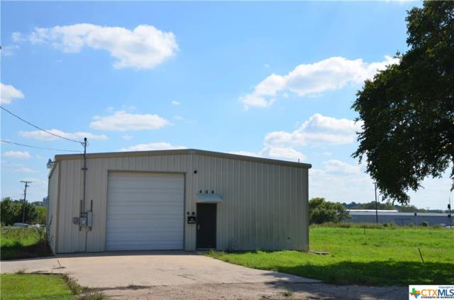 408 E 2nd, Taylor, TX 76574 (MLS #359607) :: The i35 Group