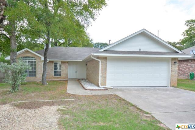 21 Bluebonnet Loop, Belton, TX 76513 (MLS #359774) :: The i35 Group