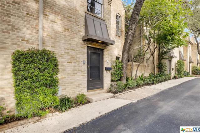 5411 N New Braunfels #8, San Antonio, TX 78209 (MLS #359800) :: RE/MAX Land & Homes