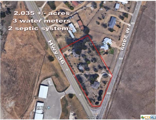 11244 W Hwy 36, Moffat, TX 76502 (MLS #359973) :: Kopecky Group at RE/MAX Land & Homes