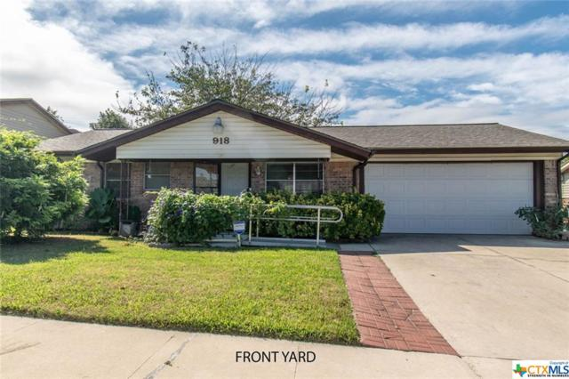 918 Randa Street, Copperas Cove, TX 76522 (MLS #360032) :: The i35 Group
