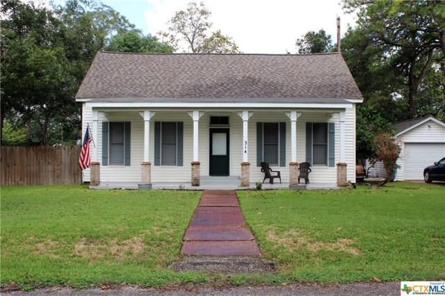 314 W Church, Edna, TX 77957 (MLS #360076) :: Kopecky Group at RE/MAX Land & Homes