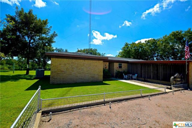 401 Stuart Street, Goldthwaite, TX 76844 (MLS #360451) :: The i35 Group