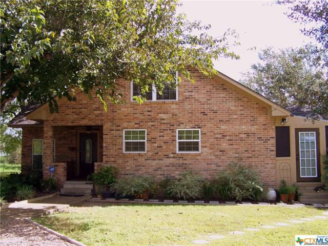 523 Old Yorktown Rd, Cuero, TX 77954 (MLS #360981) :: RE/MAX Land & Homes