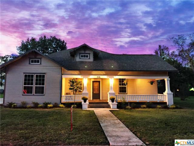 206 W Market St, Weimar, TX 78962 (MLS #361165) :: Berkshire Hathaway HomeServices Don Johnson, REALTORS®