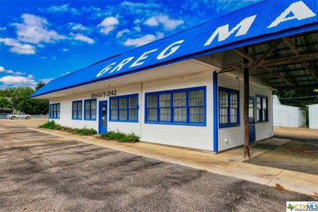 411 N. Avenue G, Clifton, TX 76634 (MLS #361461) :: The i35 Group