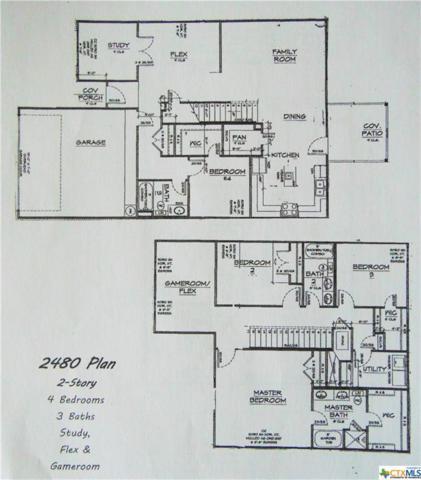 837 Ross Road, Copperas Cove, TX 76522 (MLS #361664) :: Vista Real Estate