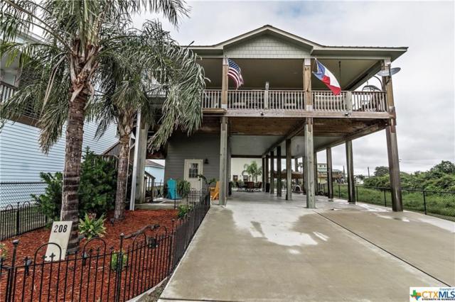 208 Adams Avenue, Port O'Connor, TX 77982 (MLS #361906) :: RE/MAX Land & Homes