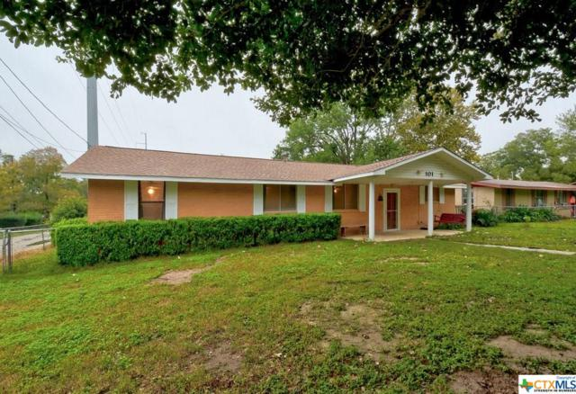 101 Huff, Luling, TX 78648 (MLS #362377) :: Magnolia Realty