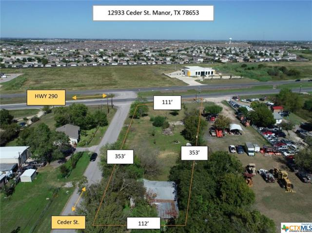 12933 Ceder, Manor, TX 78653 (MLS #362535) :: Marilyn Joyce | All City Real Estate Ltd.