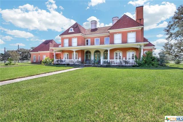 603 County Road 438, Yoakum, TX 77995 (MLS #362770) :: RE/MAX Land & Homes