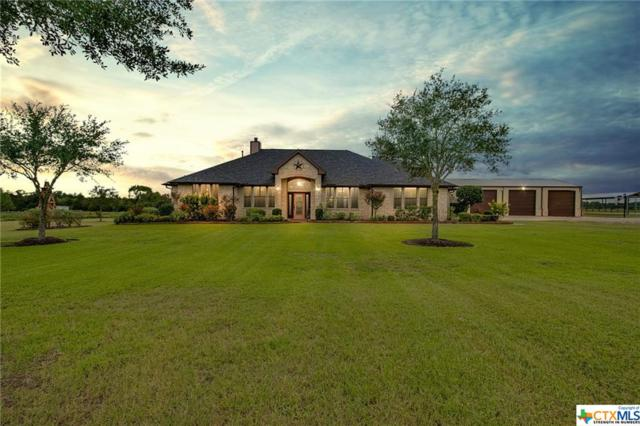577 County Road 132, Hallettsville, TX 77995 (MLS #362785) :: RE/MAX Land & Homes