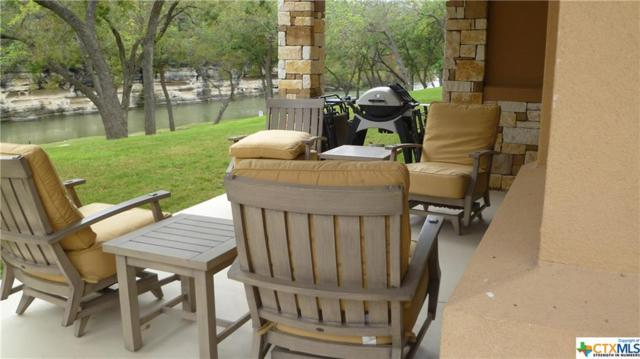 540 River Run #101, New Braunfels, TX 78132 (MLS #362934) :: Magnolia Realty