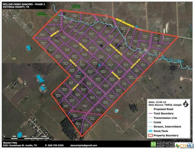 0 Highway 77 Tract 19 Wc II, Victoria, TX 77905 (#363024) :: Realty Executives - Town & Country