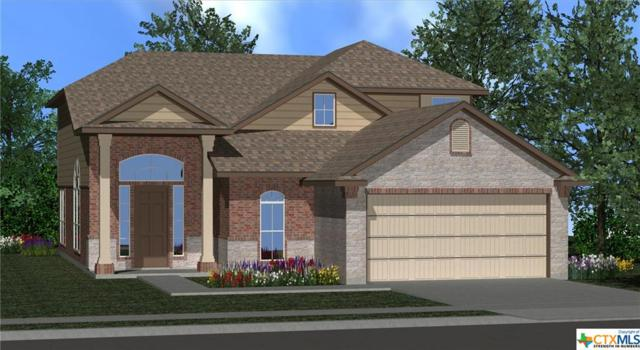 1306 Stonewall Ridge, Harker Heights, TX 76548 (MLS #363277) :: The Suzanne Kuntz Real Estate Team