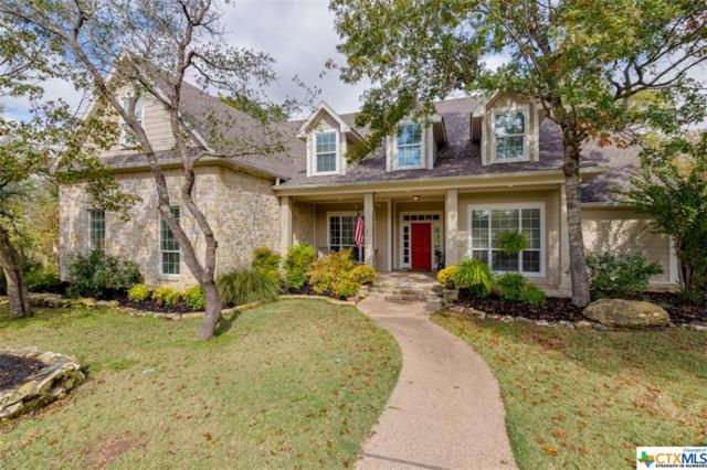 128 Via Valle, Belton, TX 76513 (MLS #363455) :: Magnolia Realty