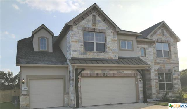 1148 Limestone Way, New Braunfels, TX 78132 (MLS #363473) :: Magnolia Realty