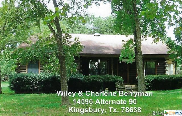14596,14592 E Alternate 90, Kingsbury, TX 78638 (MLS #363697) :: Kopecky Group at RE/MAX Land & Homes