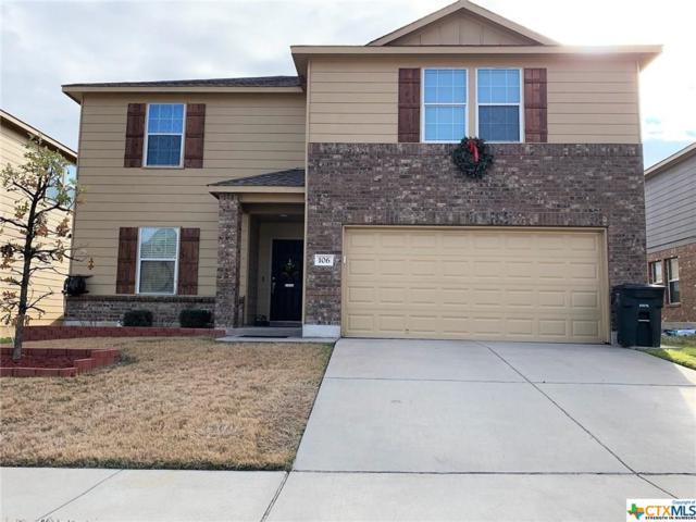106 W Orion Drive, Killeen, TX 76542 (MLS #363756) :: Vista Real Estate
