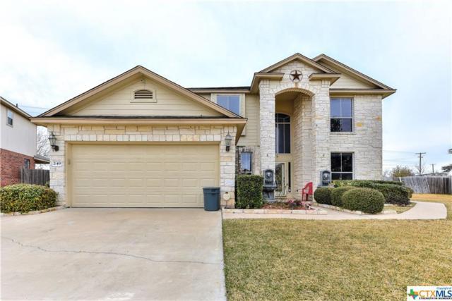 249 Scarlet Drive, Harker Heights, TX 76548 (MLS #363921) :: Magnolia Realty