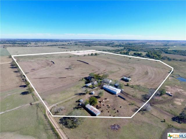 Tract 1 County Road, Moulton, TX 77975 (MLS #363968) :: The i35 Group