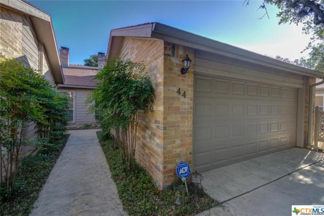 44 Oak Villa, Canyon Lake, TX 78133 (MLS #364066) :: Magnolia Realty