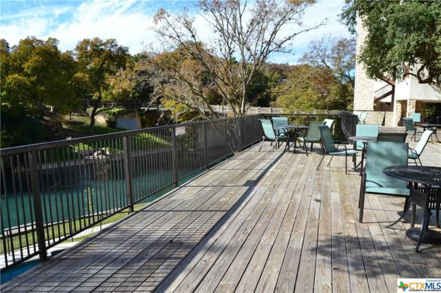 401 W Lincoln A302, New Braunfels, TX 78130 (MLS #364084) :: RE/MAX Land & Homes