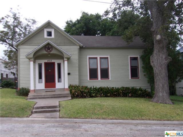 403 W Juan Linn, Victoria, TX 77901 (MLS #364186) :: RE/MAX Land & Homes