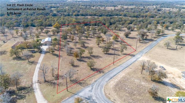 0 (Lot 27) Flash, Luling, TX 78648 (MLS #364282) :: Magnolia Realty