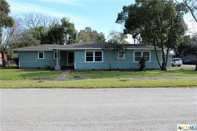 211 W Devers, Ganado, TX 77962 (MLS #364395) :: Kopecky Group at RE/MAX Land & Homes