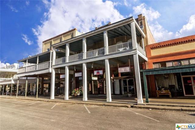 126 N Courthouse Sq., Goliad, TX 77963 (MLS #364400) :: RE/MAX Land & Homes