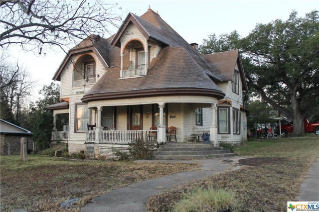 502 S Broad, Lampasas, TX 76550 (MLS #364734) :: Kopecky Group at RE/MAX Land & Homes