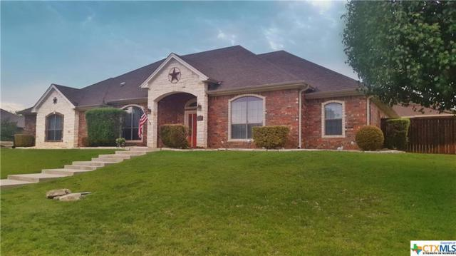5014 Meadow Oaks Drive, Nolanville, TX 76559 (MLS #364806) :: The i35 Group