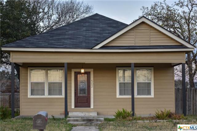 502 E Prairie, Cuero, TX 77954 (MLS #364809) :: Kopecky Group at RE/MAX Land & Homes