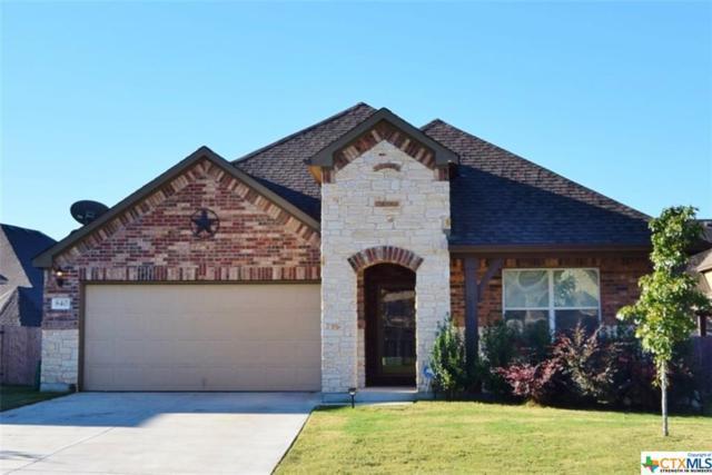 840 Olive Lane, Harker Heights, TX 76548 (MLS #365076) :: Vista Real Estate