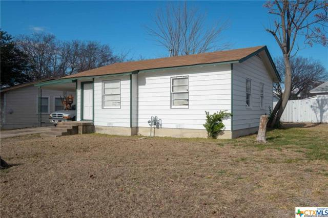 719 Mickan Street, Copperas Cove, TX 76522 (MLS #365166) :: The i35 Group