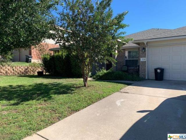 206 Pomo, Harker Heights, TX 76548 (MLS #365209) :: The i35 Group