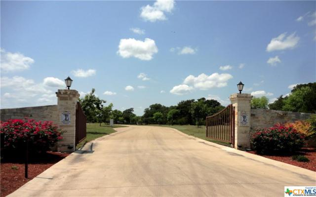 tbd Via Lago, Belton, TX 76513 (MLS #365240) :: Vista Real Estate