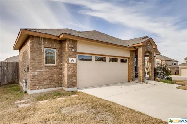 870 Pecan, New Braunfels, TX 78130 (MLS #365479) :: Berkshire Hathaway HomeServices Don Johnson, REALTORS®