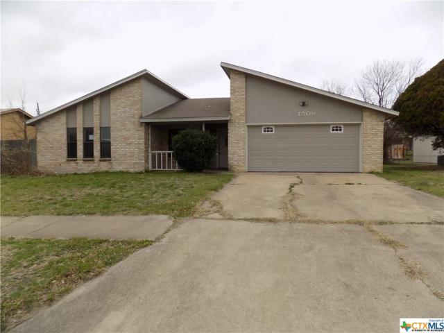 1509 Goode, Killeen, TX 76543 (MLS #365510) :: Magnolia Realty